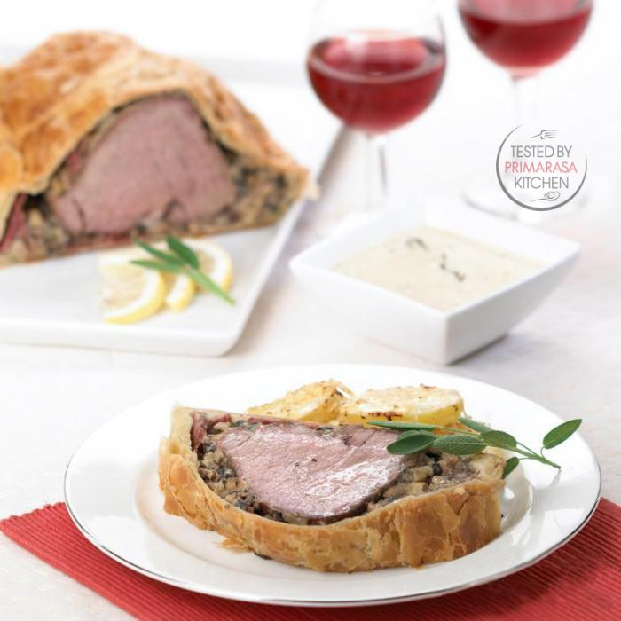 Resep Ultimate Beef Wellington