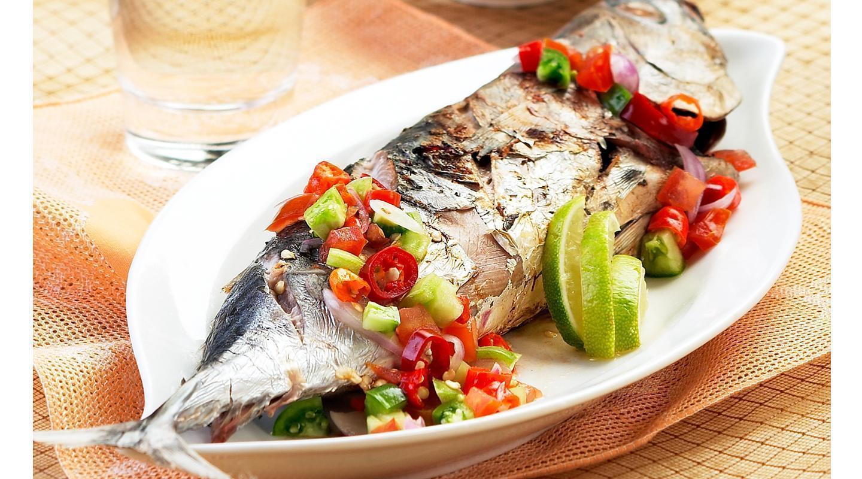Resep Ikan Tongkol Dabu Dabu Lemon