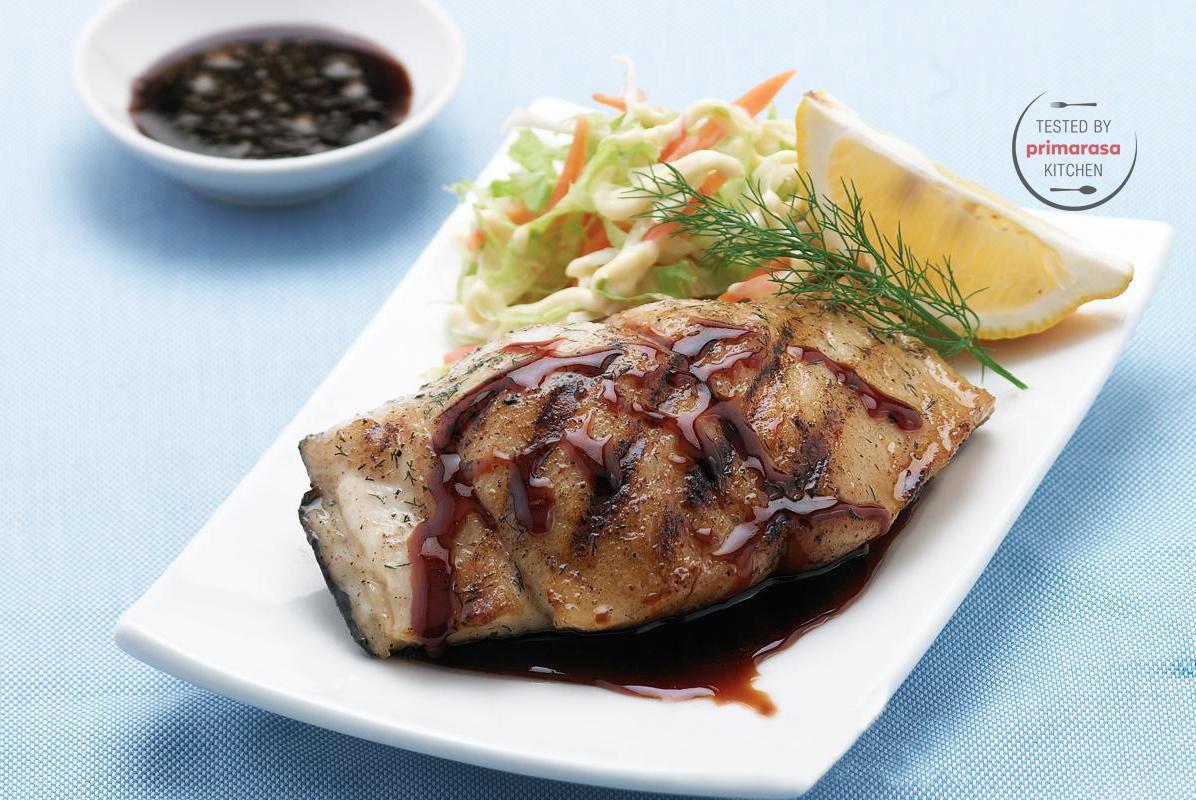 Resep Steak Gindara Saus Teriyaki